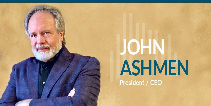 John Asmen - President and CEO