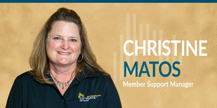 Christine Matos — Member Support Manager